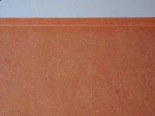 Linoleum detail soklu a sváru