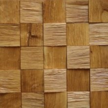 Obkladový dílec šachovnice NATUR