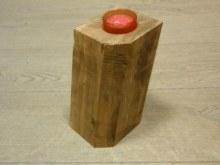 Stojánek na čajovou svíčku šikmý 15° 25