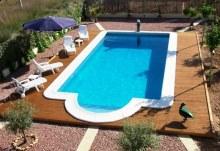 Tepelně upravená finská borovice thermowood bazény vířivky 1