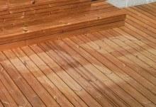 Tepelně upravená finská borovice thermowood terasy 2